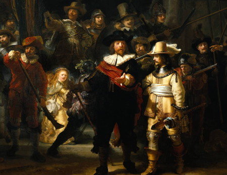 The Night Watch crop